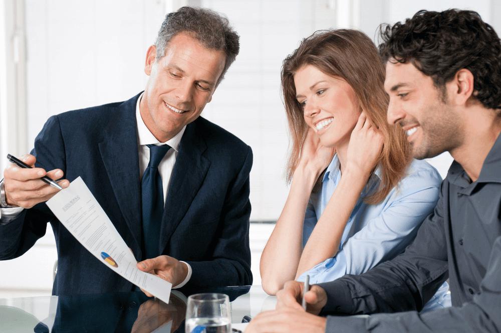 Kreditgespräch