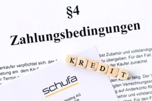 kredit trotz negativer schufa mit buergen