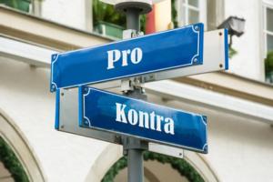 Rahmenkredit pro und contra